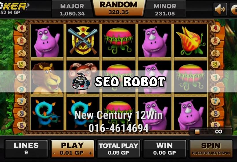 Varian Permainan Slot Online Yang Beragam Untuk Bettor
